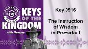 Keys of the Kingdom Podcast 0916