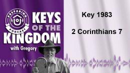 Keys of the Kingdom Podcast 1983