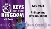 Keys of the Kingdom Podcast 1991