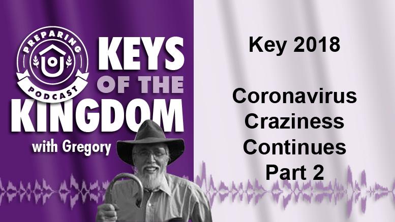 Keys of the Kingdom Podcast 2018