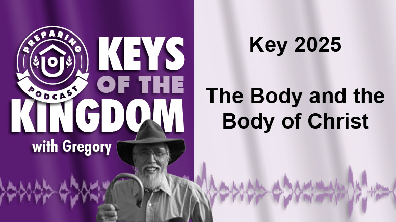 Keys of the Kingdom Podcast 2025