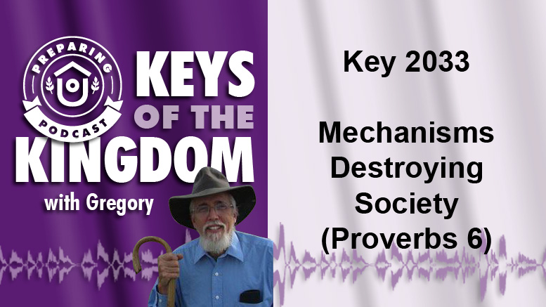 Keys of the Kingdom Podcast 2033