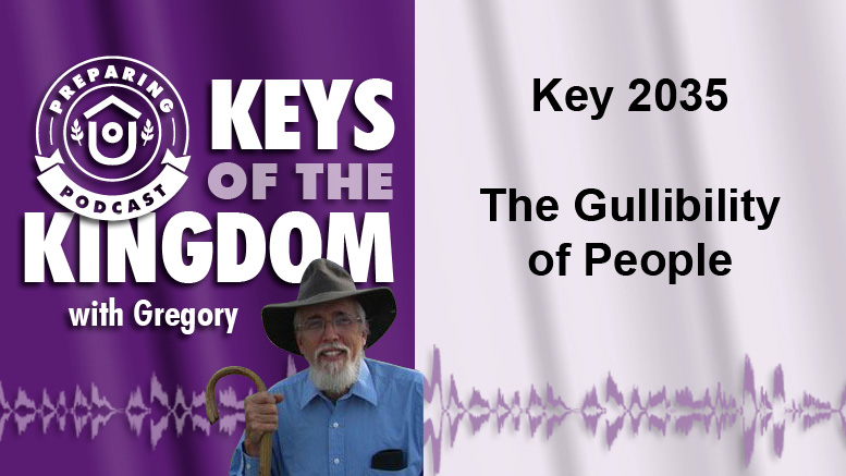 Keys of the Kingdom Podcast 2035