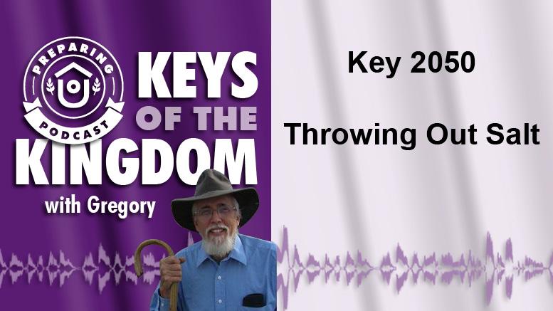 Keys of the Kingdom Podcast 2050