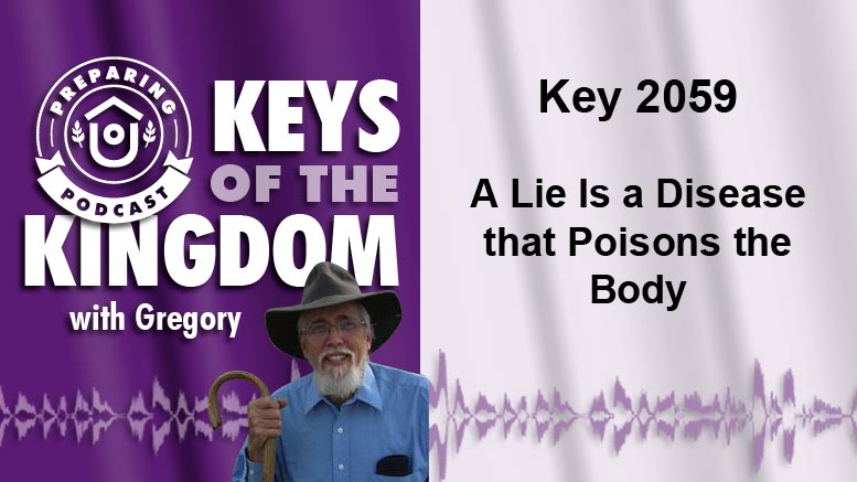 Keys of the Kingdom Podcast 2059