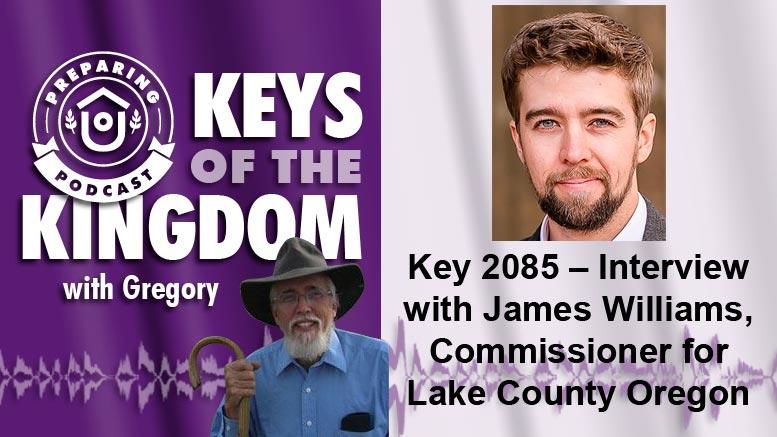 Keys of the Kingdom Podcast 2085