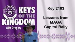 Keys of the Kingdom Podcast 2103
