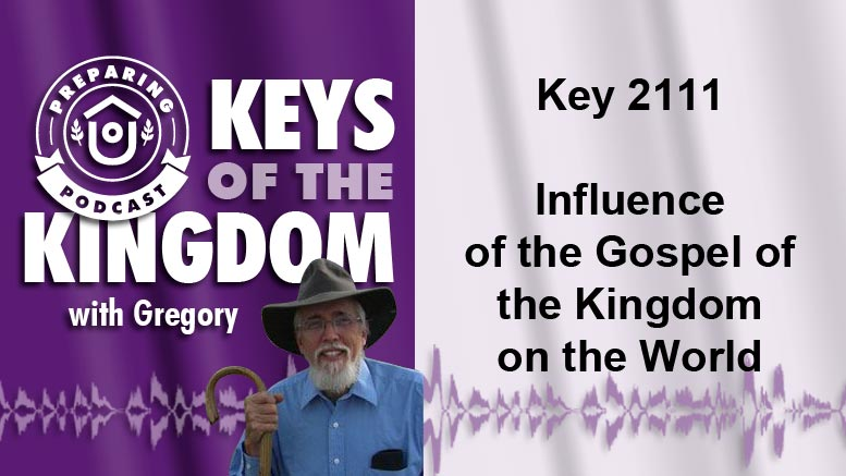 Keys of the Kingdom Podcast 2111
