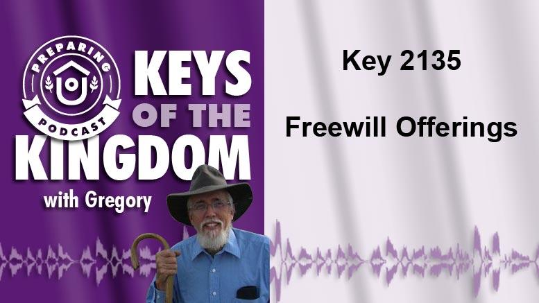 Keys of the Kingdom Podcast 2135