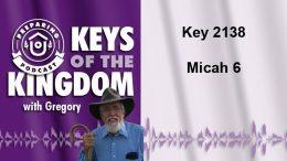 Keys of the Kingdom Podcast 2138
