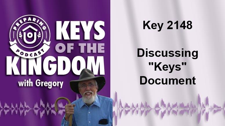 Keys of the Kingdom Podcast 2148