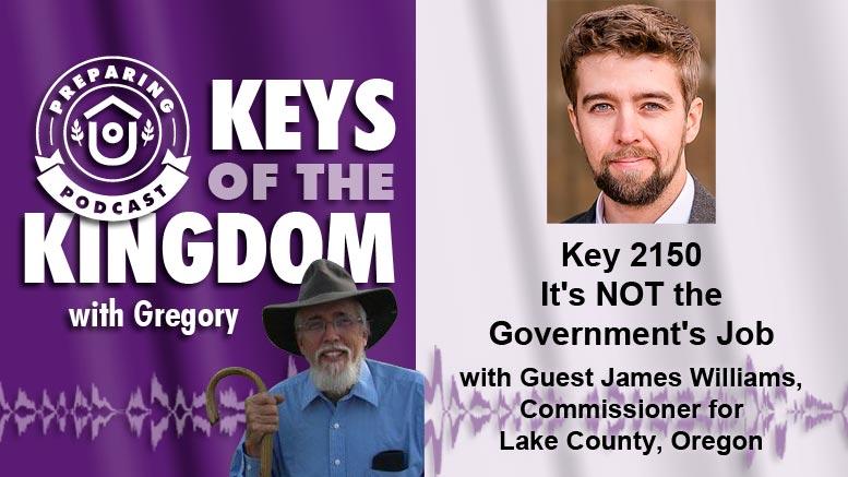 Keys of the Kingdom Podcast 2150