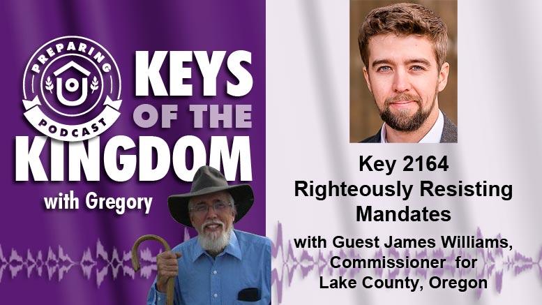 Keys of the Kingdom Podcast 2164