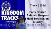 Kingdom Track 2101d